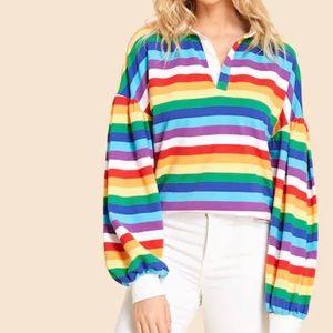 Tops - Rainbow top